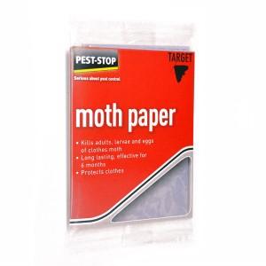 Pest-Stop Moth Paper