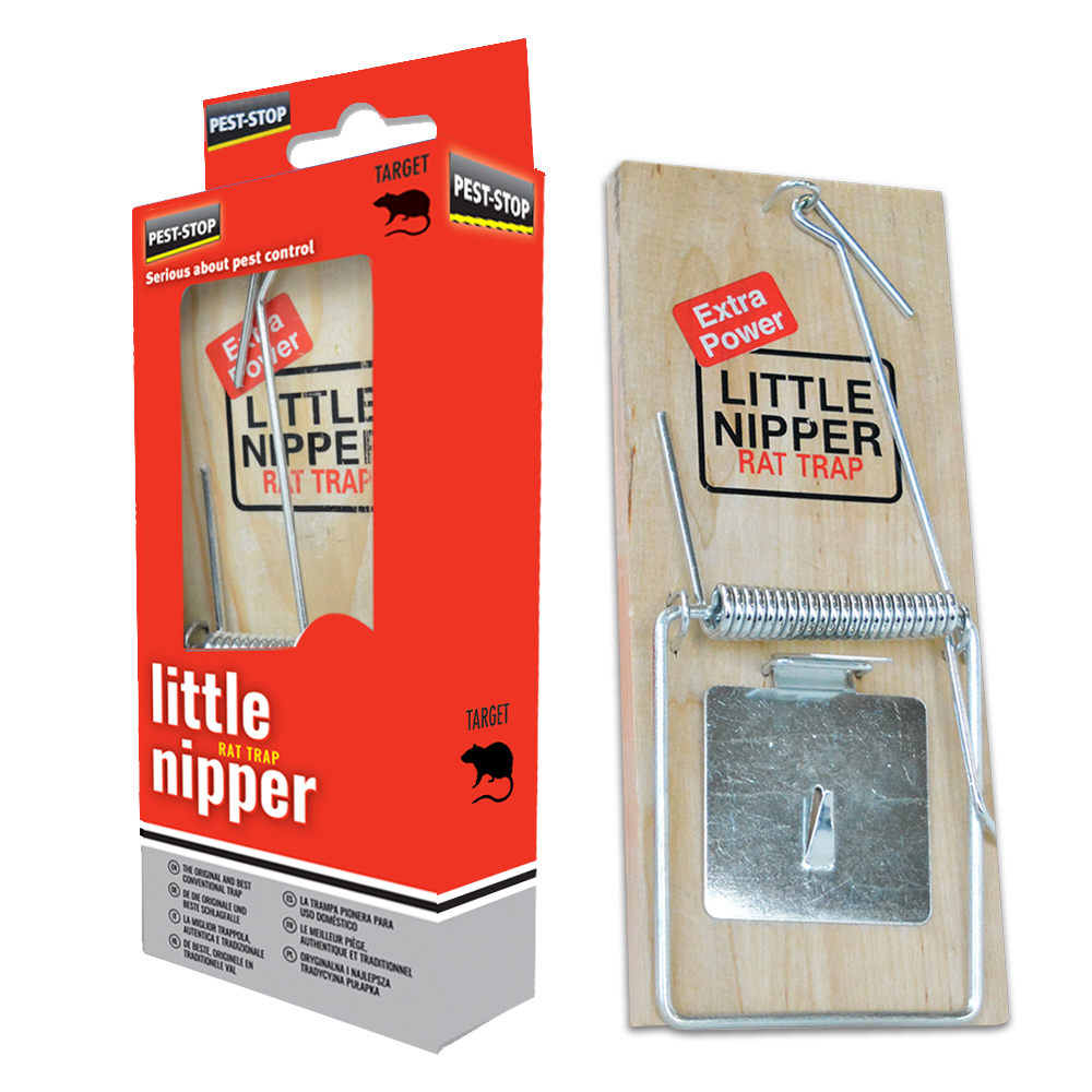 Little Nipper Rat Trap Boxed